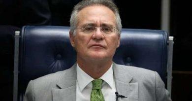 Foto: Fornecido por Estadão - O presidente do Senado, Renan Calheiros (PMDB-AL), réu pelo STF por peculato