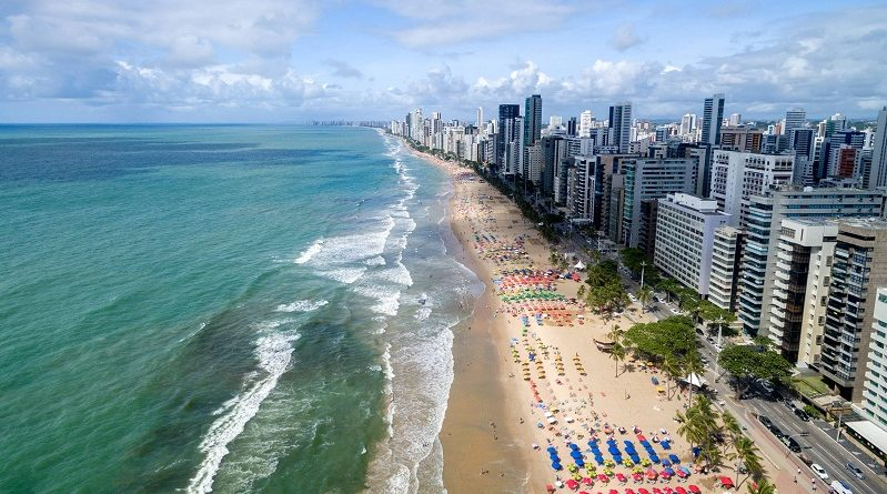 Praia do Recife. Foto: (Ildo Frazao/Thinkstock
