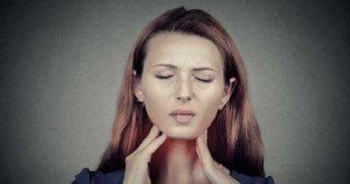 Garganta inflamada pode indicar doenças cardíacas; entenda
