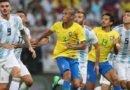 Brasil vence Argentina com gol nos acréscimos do segundo tempo